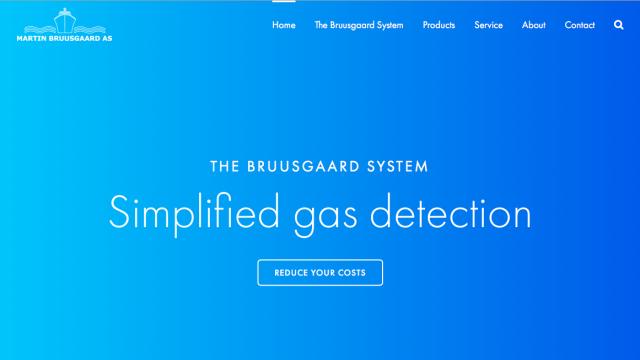 bruusgaard.no lansert!